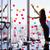 ビジネスの方々 ·  · 接着剤 · ノート · ビジネスマン · 女性実業家 · ガラス - ストックフォト © diego_cervo