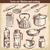 mutfak · pişirme · ayarlamak · vektör · gıda · dizayn - stok fotoğraf © digiselector