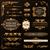 bağbozumu · altın · dizayn · elemanları · sayfa - stok fotoğraf © digiselector