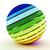 esfera · burbuja · patrón · múltiple · púrpura - foto stock © digitalgenetics