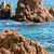 detail of the spanish coast costa brava stock photo © digoarpi