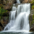 водопада · Японский · саду · весна · воды · дерево - Сток-фото © digoarpi