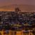 város · Barcelona · éjszaka · kilátás · kikötő · városkép - stock fotó © digoarpi