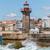 海岸線 · ポルトガル · 美しい · 風景 · 西 · 海岸 - ストックフォト © digoarpi