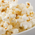 popcorn · blanche · bol · alimentaire · nuit - photo stock © DimaP