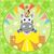 シマウマ · 漫画 · フレーム · 食品 · 赤ちゃん · 笑顔 - ストックフォト © dimpens