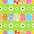 seamless easter background green stock photo © dimpens