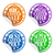 пасхальных · яиц · большой · набор · различный · зеленый - Сток-фото © dimpens