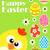 feliz · pascua · funny · pollo · verde · tarjeta · Pascua - foto stock © Dimpens