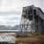 elhagyatott · szén · bánya · közlekedés · állomás · fából · készült - stock fotó © dinozzaver