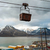 Old cable car for coal transportation, Svalbard, Norway stock photo © dinozzaver