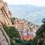 kolostor · Barcelona · Spanyolország · mikulás · apátság · hegy - stock fotó © dinozzaver