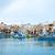 boten · Malta · water · zee · zomer - stockfoto © dinozzaver