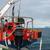 redding · boot · haven · water · zee · oranje - stockfoto © dinozzaver