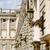 effettivo · Madrid · Spagna · costruzione · città · clock - foto d'archivio © dinozzaver