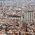 panorámakép · kilátás · város · Barcelona · Spanyolország · égbolt - stock fotó © dinozzaver