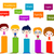kids values infographic stock photo © dip