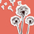 karahindiba · tohumları · rüzgâr · mavi · gökyüzü · gökyüzü - stok fotoğraf © dip
