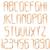 alfabeto · lettere · numeri · istruzione · lettera · scrivere - foto d'archivio © dip