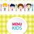 cozinhar · crianças · ilustração · classe · chef · menino - foto stock © dip