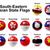 ball flags stock photo © dip
