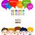 menu · crianças · projeto · crianças · feliz · educação - foto stock © dip