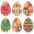 easter eggs  stock photo © dip