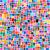 bom · textura · verde · geométrico · abstrato · arte - foto stock © dip