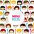 menu kids faces background stock photo © dip
