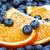 mirtilos · laranja · comida · natureza - foto stock © Discovod