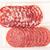 salami · container · witte · vlees · varken - stockfoto © discovod