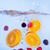 стиральные · Ягоды · черника · клубники · воды · лист - Сток-фото © discovod