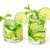 mojito · koktél · üveg · főzőpohár · fehér · buli - stock fotó © Discovod