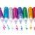 set colorful sparkle glue pens stock photo © discovod