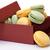 macaron · бумаги · окна · кофе · шоколадом · фон - Сток-фото © discovod