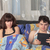 lit · internet · homme · femmes - photo stock © Discovod