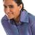 azul · blusa · belo · alto · indiano · mulher - foto stock © disorderly