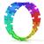 cercle · coloré · construction · design · vert - photo stock © djmilic