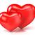 tarjeta · aniversario · felicitación · corazones · amor · moda - foto stock © djmilic