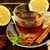 jengibre · té · marrón · limón · beber · taza - foto stock © dla4