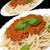 spagetti · fekete · olaj · tészta · tányér · paradicsom - stock fotó © dla4