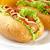 ケチャップ · レタス · ホット · 犬 · サラダ · 白 - ストックフォト © dla4