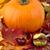 decoración · calabaza · hojas · de · otoño · acción · de · gracias · día · alimentos - foto stock © dla4