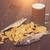 kettő · halfajok · sültkrumpli · sör · ropogós · fa · asztal - stock fotó © dmitroza