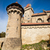 oude · kasteel · oude · baksteen - stockfoto © dmitroza