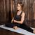 mujer · plantean · belleza · yoga · deporte - foto stock © dmitroza