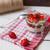 dulce · yogurt · fresas · frescos · delicioso · avena - foto stock © dmitroza