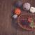 körül · kosár · különböző · asztal · textil · fonál - stock fotó © dmitroza
