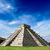 mayan pyramid in chichen itza mexico stock photo © dmitry_rukhlenko