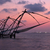chinês · pôr · do · sol · Índia · forte · silhueta · horizonte - foto stock © dmitry_rukhlenko
